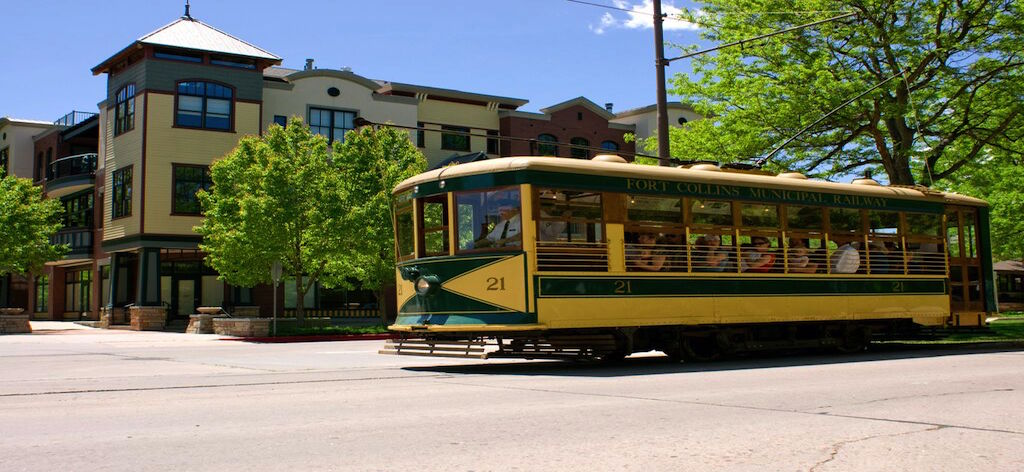 Fort-Collins-Trolley