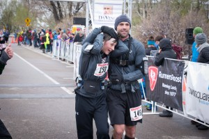 2016 Horsetooth Half Marathon Finishers 149 and 150