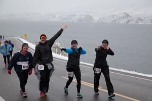 Fun Times Horsetooth Half Marathon