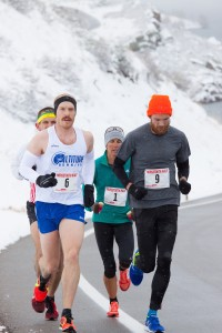 Horsetooth Half Marathon Lead Pack