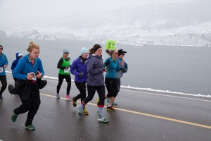 Horsetooth Half Marathon Pace Group