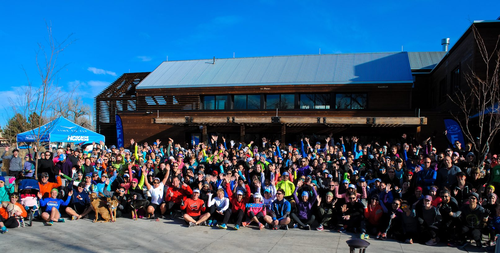 Horsetooth Half Marathon Training Group 2018