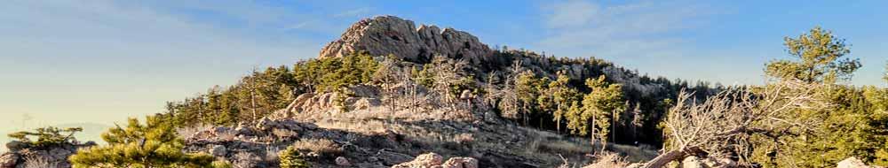 Horsetooth Rock Fort Collins Colorado