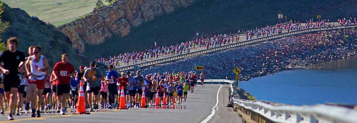 Horsetooth Half Marathon Monster Mountain